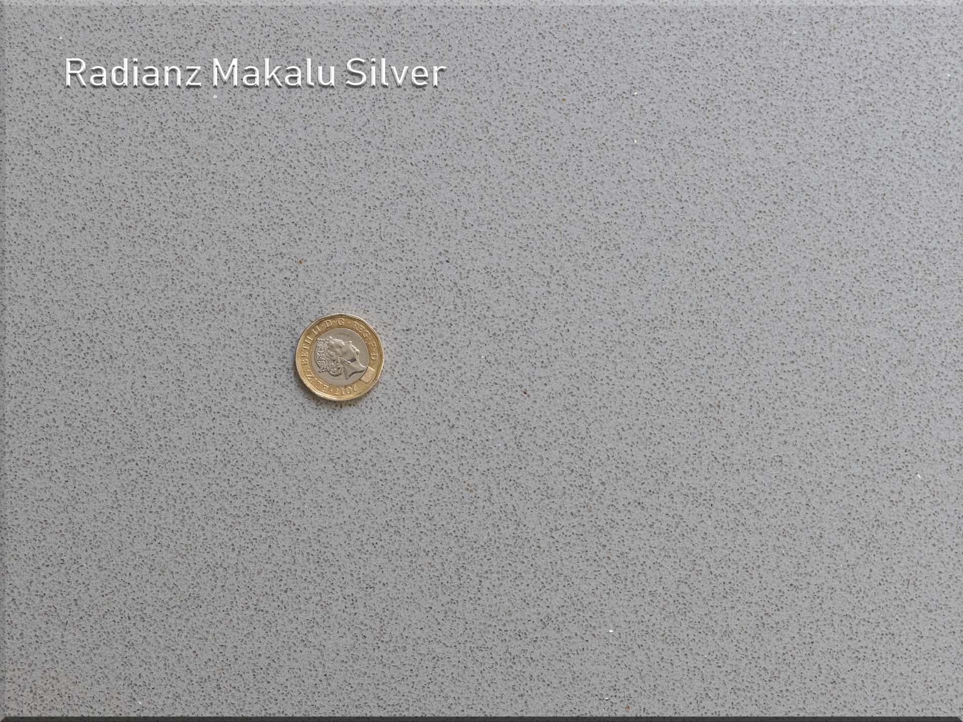 radianz makalu silver small sparkly quartz worktops subtle special offer july 2019 164053