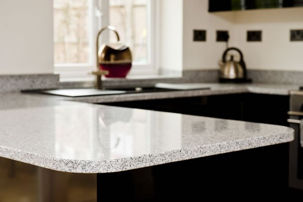 Salt & Pepper Granite Installation in Kingswood