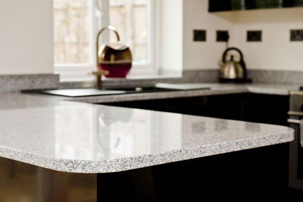 Salt & Pepper Granite Installation in Kingswood