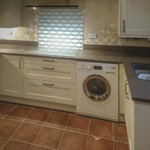 silestone ironbark kitchen