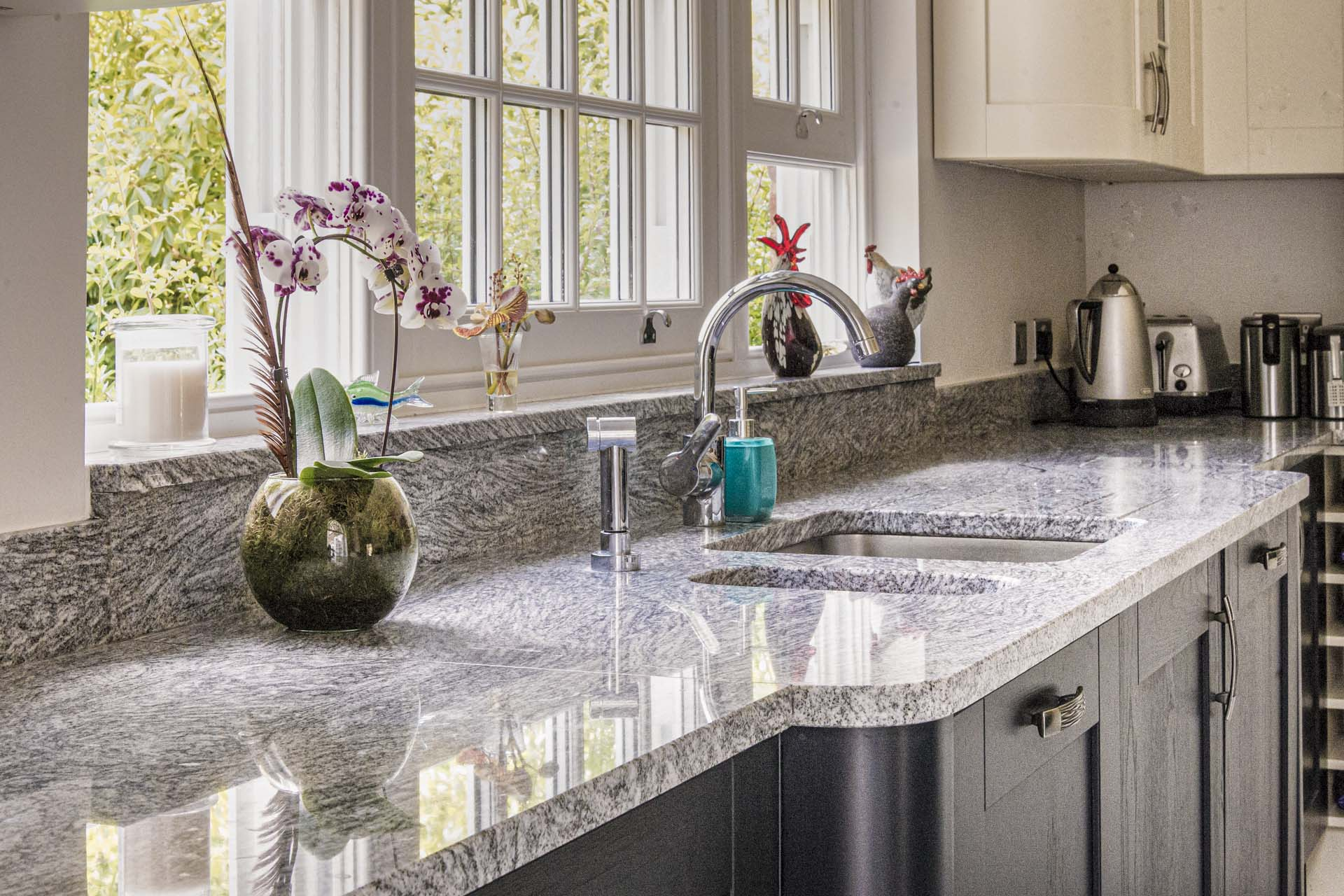 silver cloud granite clandon surrey Gerald Cullifords