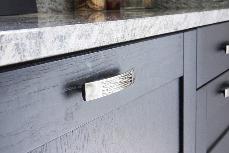 Silver Cloud granite worktops fitted in West Clandon