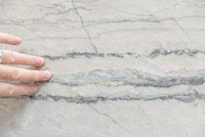 white macaubas granite and quartz worktops